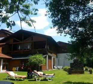 Herrliche Sommertage  Hotel Margeritenhof