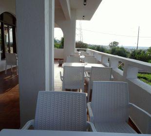 Terrasse Hotel Dimitra