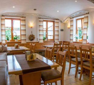 Gastraum Landgasthof Zum Schnapsbrenner