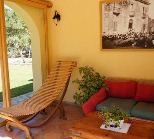 Relaxliege S'Arenada Hotel