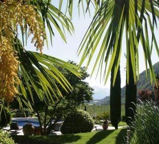 Wunderschöner Palmengarten Hotel Hanswirt