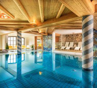 Hallenbad Alpines Lifestyle Hotel Tannenhof