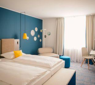 Room Vienna House Easy Berlin