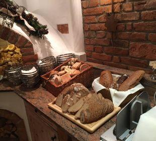 Frühstück Edelweiss Grossarl - Der Stern in den Alpen