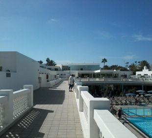 Weiß und sauber Hotel Las Costas