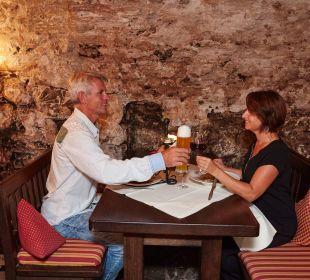 Unser 500 Jahre alter Weinkeller Hotel Mohren