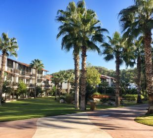 Gartenanlage Hotel Rixos Premium Tekirova