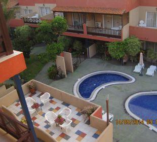 Poolanlage Aparthotel El Cerrito