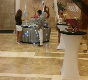 Eingangsbereich des Restaurants  Sensimar Belek Resort & Spa