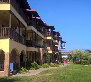 Typisch griechisch Anthemus Sea Beach Hotel & Spa