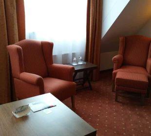 Sessel Hotel Holiday Inn Nürnberg City Centre