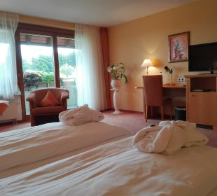 Zimmer Landhotel Talblick
