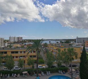 Ausblick JS Hotel Sol de Alcudia