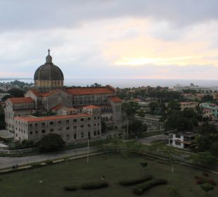 Blick vom Balkon Four Points by Sheraton Havana