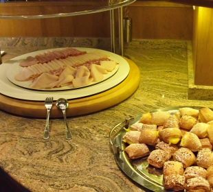 Das Frühstücksbuffet Hotel Trattlerhof