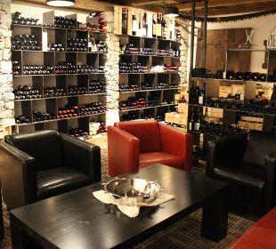 Der tiefe Keller  Genusshotel Der Weinmesser