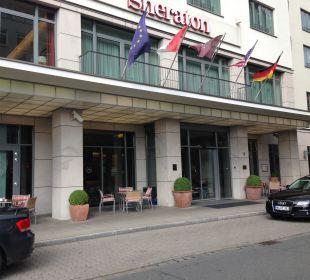 During day Sheraton Carlton Hotel Nürnberg