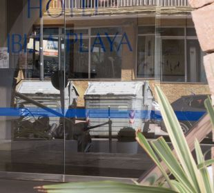 Eingangsbereich Hotel Ibiza Playa