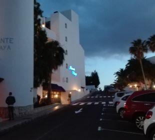 Außenansicht   Marina Playa Suite Hotel