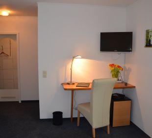 Einzelzimmer komfort Hotel Deutscher Kaiser im Centrum