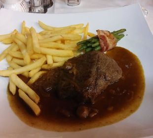 Steak Berghotel Tirol