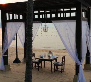 Romantik Dinner am Strand Sea Sand Sun Resort