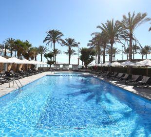 Poolanlage Hotel Playa Golf