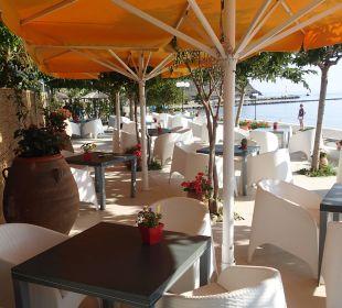 Außenbereich Poolbar Hotel Corissia Princess