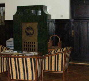 Lobby Wellnesshotel Jagdhaus