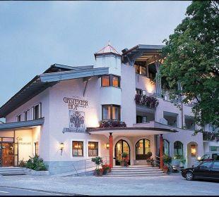 Lobby/Eingang Hotel GasteigerHof