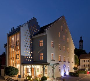 Hotel am Abend Hotel Angerbräu