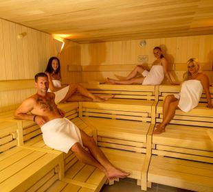 Sauna Carat Golf & Sporthotel Residenz