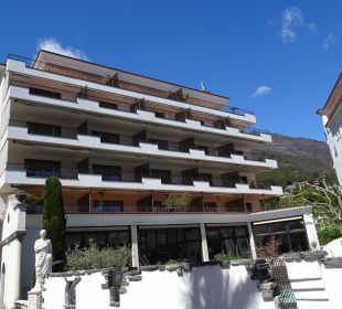 Südseite Sunstar Boutique Hotel Villa Caesar