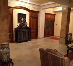 Sitzgelegenheiten Hotel Sacher