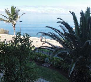 Meerblick aus unserem Zimmer Lopesan Villa del Conde Resort & Spa