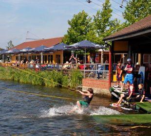 Wasserski am Alfsee Alfsee Ferien- und Erholungspark - Ferienhäuser