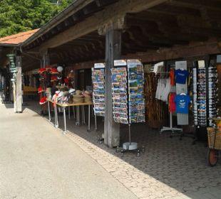 Shopzeile des Berghotels Berghotel Mummelsee