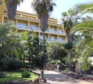 Hotelgarten Hotel Tigaiga
