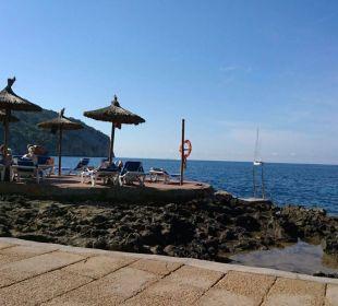 Treppe zum Meer.  Olimarotel Gran Camp de Mar