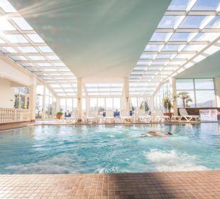 ThermalSchwimmbad Hotel Leonardo Da Vinci