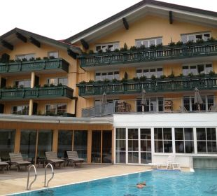Pool Hubertus Alpin Lodge & Spa