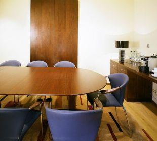 Business Lounge K+K Hotel Elisabeta