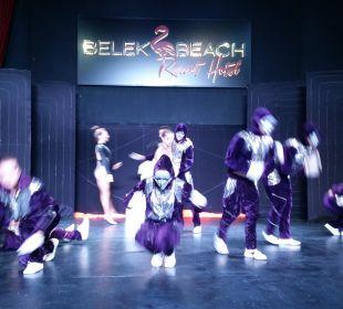 Tanzgruppe Animation Belek Beach Resort Hotel