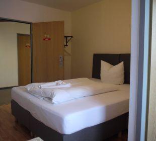 Zimmer4 Stern Hotel Leipzig