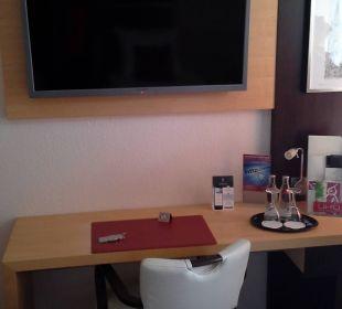 Sehr modern ausgestattet Hotel Uhu Köln