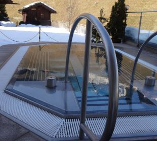 Whirlpool Hotel Alpin Spa Tuxerhof