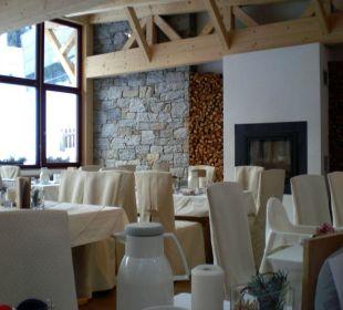 Neu gestalteter Essraum Hotel Bella Vista