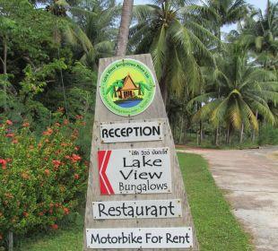 Bungalowanlage Lake View Bungalows