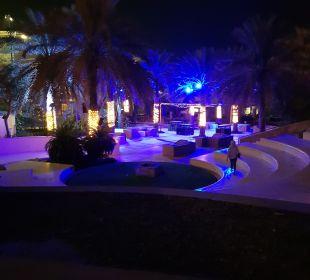 Gartenanlage Sheraton Hotel & Resort Abu Dhabi