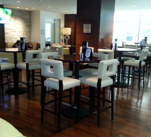 Hotelbar Crowne Plaza Hotel Times Square Manhattan